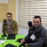 Intervista a Saverio D'Alessio durante la trasmissione News In Musica