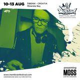 Moss - Membrain Festival 2017 Promo Mix