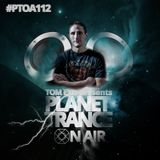 Tom Exo presents Planet Trance On Air #PTOA112