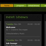 Nico Mariani & Francesco Ballato B2B - Live @ Audioasyl.net - 07.11.13