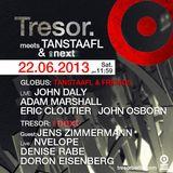 Doron Eisenberg @ Tresor Meets Tanstaafl & Next - Tresor Berlin - 22.06.2013
