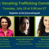 NCJW Call: Vacating Trafficking Convictions Laws