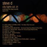 Steve D - City Lights vol. 01 (August 2015)