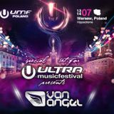 Van Angel Special Set For Ultra Music Festival 2012 in Poland