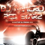 DJ MacrO - Red Starz - February/Februar 2012