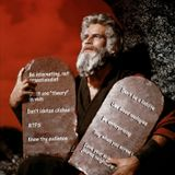 The Drum & Bass Commandments
