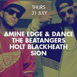 2014.07.31 - Amine Edge & DANCE @ CUFF - Sankeys, Ibiza, SP