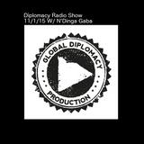 The Diplomacy Music Hour 11-1-15 Sundays 12-1pm (EST) on housestationradio.com