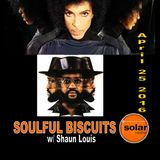 Prince/Billy Paul Tribute **SOULFUL BISCUITS ** w/ Shaun Louis April 25 2016
