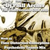Time Distortion Endorphins - The UnderGround Club Zone Radio Show