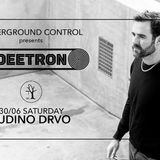 Miro / Underground Control warm up for Deetron