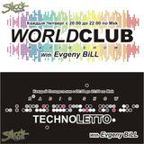 Evgeny BiLL - Techno Letto 021 (09-07-2012)ShoсkFM