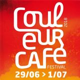 Couleur Café DJ Competition - Afro & Latin Bosq, Kaytranada, Flamingosis, Leon Bridges, DJ Day, ...