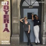 Naomi & Volvox - 26th July 2017