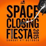 Carl Cox live @ Space Closing Fiesta 2015 (Space, Ibiza) – 04.10.2015