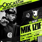 Bulletcast#04@MIK IZIF