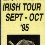Zion Train Galway Halloween 1995