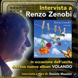 Intervista a Renzo Zenobi in occasione dell'uscita del nuovo album Volando