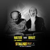 HATER [THE HAMMERZ] b2b BRUT - Stalker 2.17 Raw Hardstyle Minimix (2017)