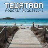 Steve-D Aka Tevatron Podkast #82013 (August 2013)