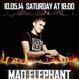 Mad Elephant @ World battle Hardcore vs. Hardtechno 2014
