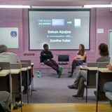 Radio Academy x SOAS Radio: In Conversation with Xanthe Fuller