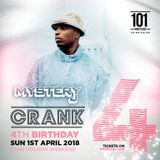 @DJMYSTERYJ | @CrankEvent 1st April