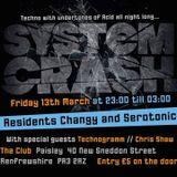 Serotonic - March Mix