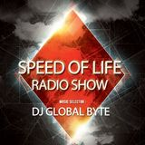 Dj Global Byte - Speed Of Life Radio Show [16.11.13]