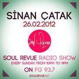 Sinan Catak - FG Sunday Residents - 26.02.2012
