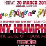 Tony Humphries @ Les Folies Du Plaisir - 20.03.2015