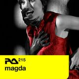 Magda - Resident Advisor  RA Podcast #215 - 2010-07