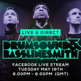 Drumsound & Bassline Smith - Live & Direct #38 [016 -05-17]