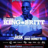 King Britt - Touch Of Tech Mix