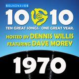 Soundwaves 10@10 #64: 1970