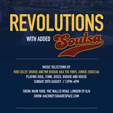 Revolutions vs Soulsa at Grow Hackney - August 2017