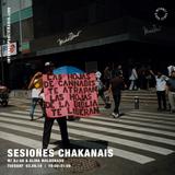 Sesiones Chakanais w/ Dj Ga & Alina Maldonado - 3rd September 2019