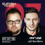 ONTUNE & BLUE SILENCE - EUFORIA FESTIVAL 2018, BOSZKOWO (07.07.2018)