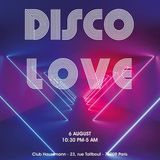 Disco Love #1 - Paris Gay Games 2018