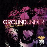 GroundUnder Live w/ Dave Richards - Sept. 1, 2016