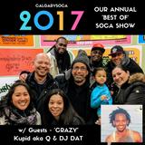 CalgarySoca's 'Best of 2017' Radio Show - Dec.30.2017