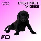 Distinct Vibes #13 Part Two (Hip Hop)