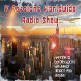 V Session Worldwide Radio 216 TechTrance & Uplifting By Joanna