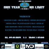 Plattenleger-X-Tray-One Year No Limit-Niereich-Drumcomplex