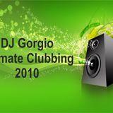DJ Gorgio GLS - Ultimate Clubbing 2010