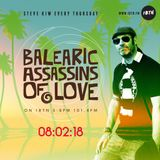 Live on 1BTN :: February 8, 2018