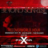 Beyond Sunrise radio...Clv featuring Para X