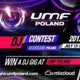 UMF Poland 2012 DJ Contest - James D'ley