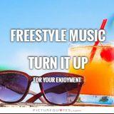 Turn up that Freestyle Music Mix 208 - DJ Carlos C4 Ramos