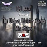 The Urban Multi-Genre Mix Show (07/08/2014)
